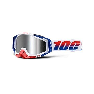 Mejores gafas de motocross 100 %